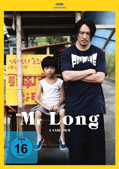 Mr Long als DVD