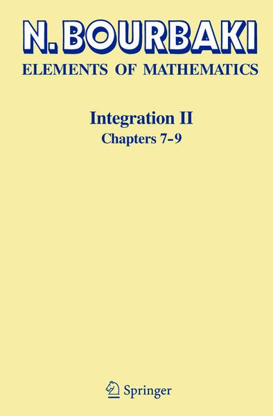 Integration II als Buch (gebunden)