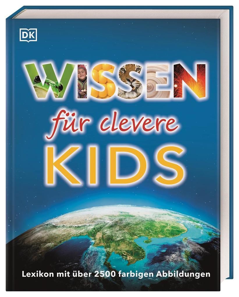 Wissen für clevere Kids als Buch (gebunden)