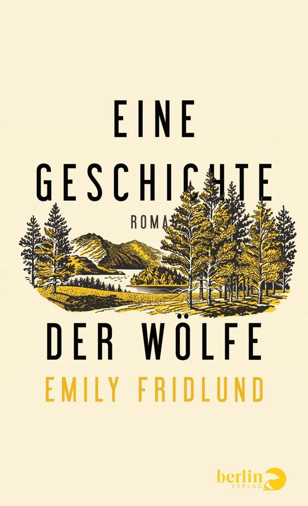 Eine Geschichte der Wölfe als Buch (gebunden)
