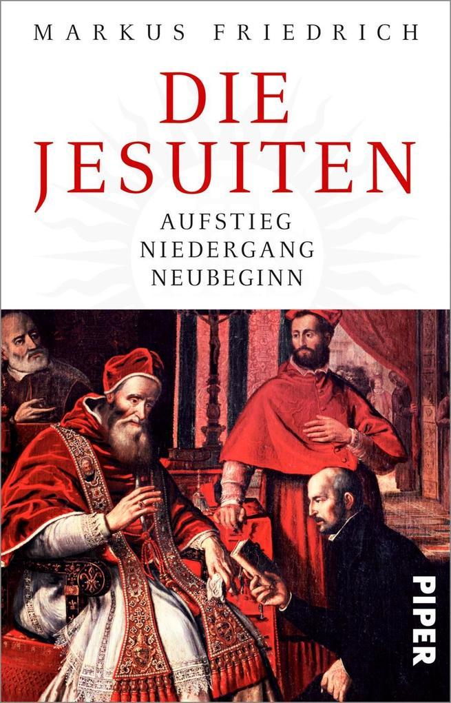 Die Jesuiten als Taschenbuch