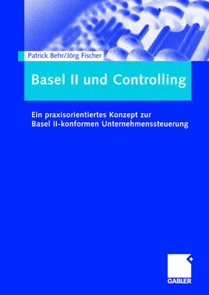 Basel II und Controlling als Buch (kartoniert)