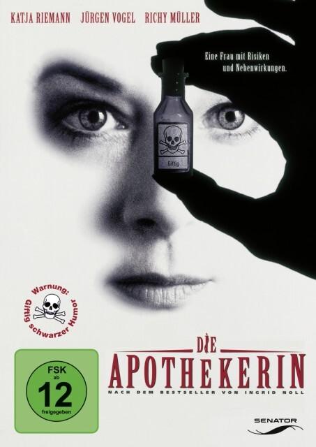 Die Apothekerin als DVD