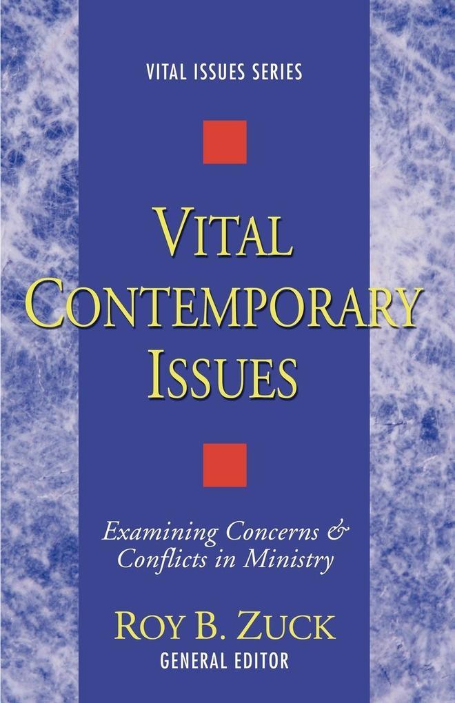 Vital Contemporary Issues als Taschenbuch