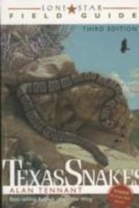 Lone Star Field Guide to Texas Snakes als Taschenbuch