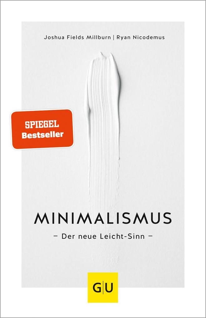 Minimalismus als Buch (kartoniert)