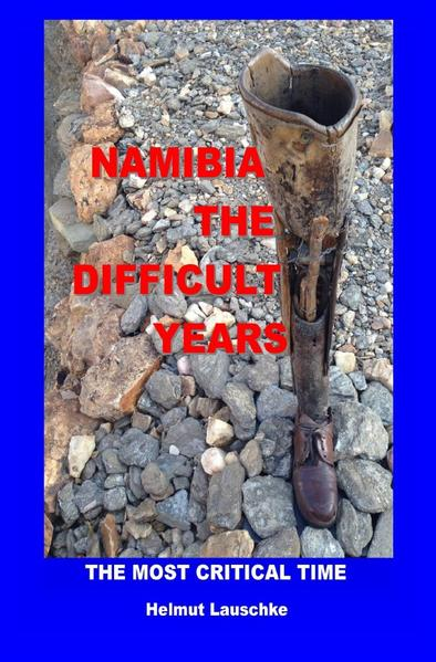 Namibia - The difficult Years als Buch (kartoniert)