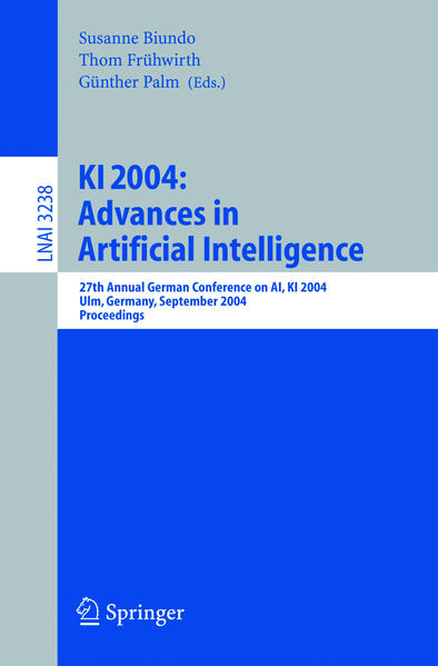 KI 2004: Advances in Artificial Intelligence als Buch (kartoniert)