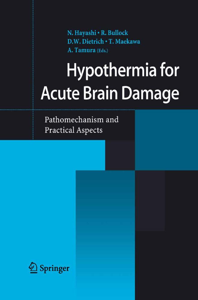 Hypothermia for Acute Brain Damage als Buch (gebunden)