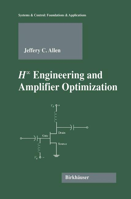 H-infinity Engineering and Amplifier Optimization als Buch (gebunden)