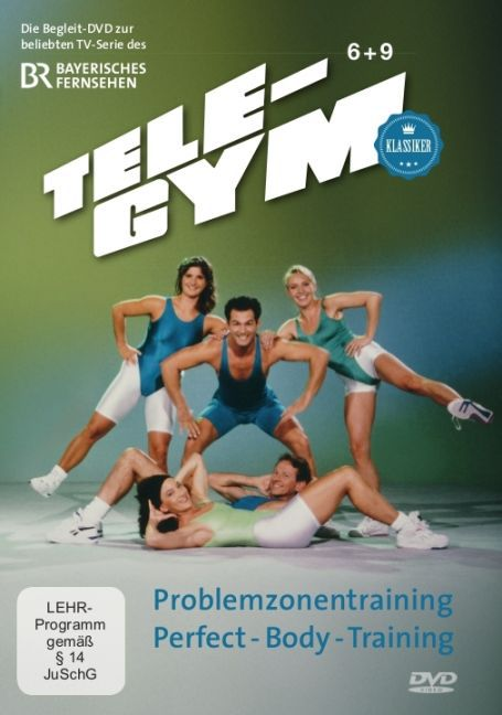 Porblemzonentraining+Perfect-Body-Training als DVD