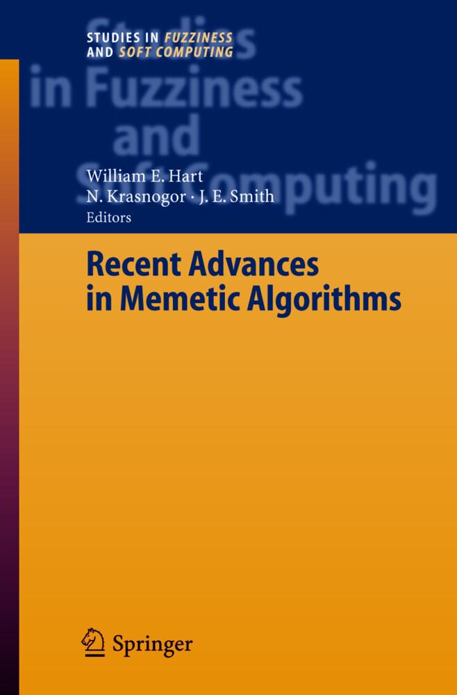 Recent Advances in Memetic Algorithms als Buch (gebunden)