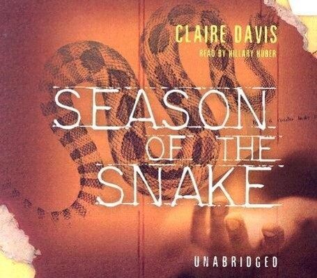 Season of the Snake als Hörbuch CD