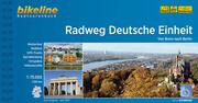 Bikeline Radtourenbuch Radweg Deutsche Einheit