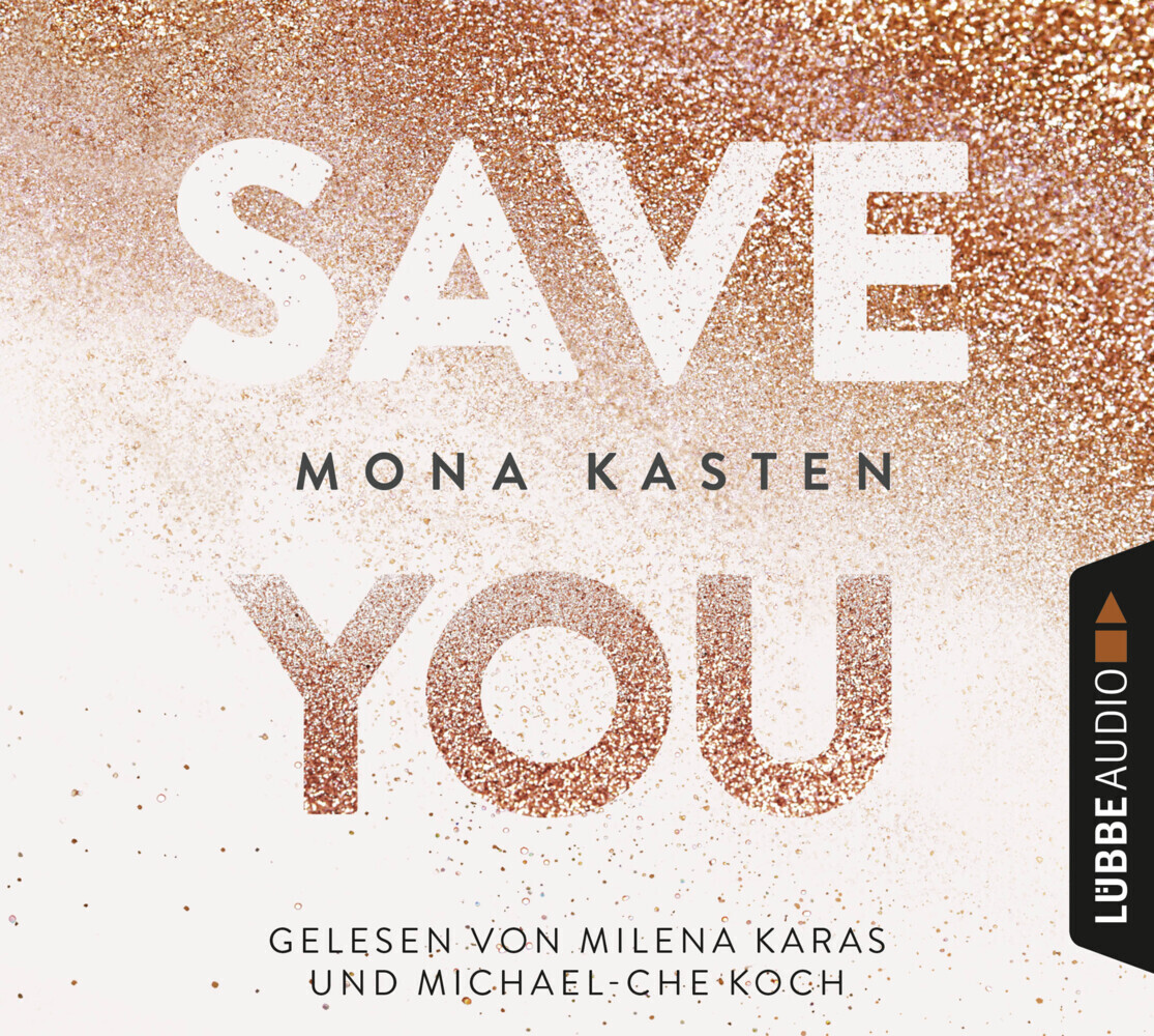 Save You als Hörbuch CD