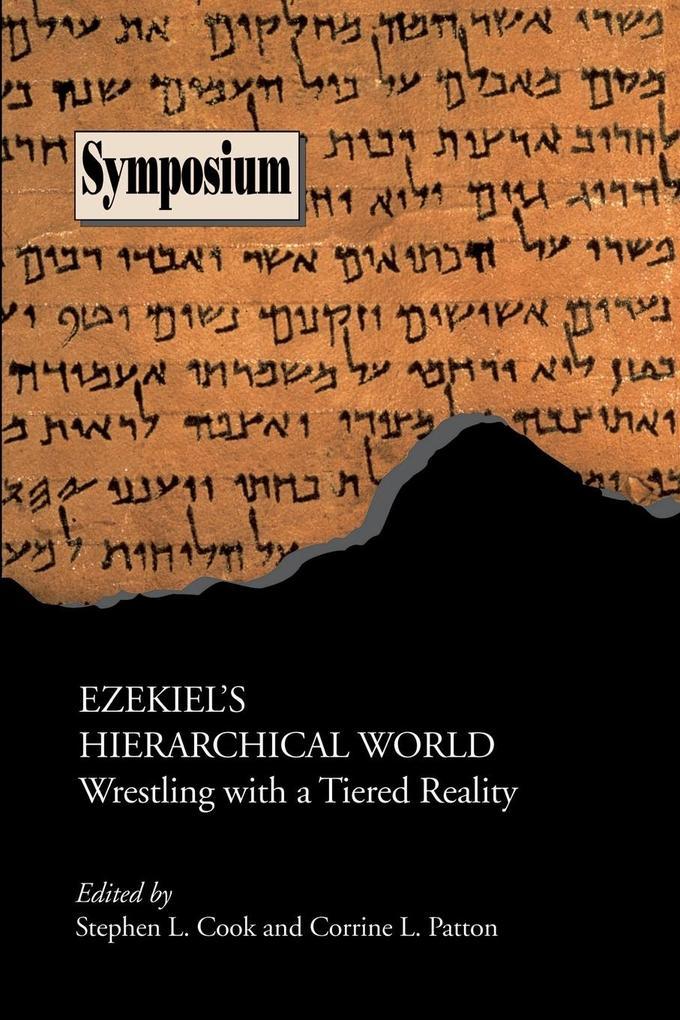 Ezekiel's Hierarchical World als Taschenbuch