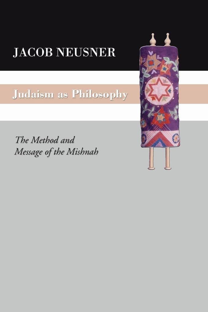 Judaism as Philosophy als Taschenbuch