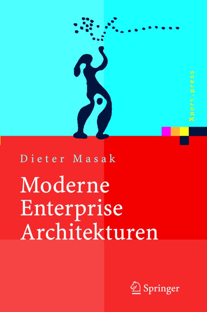 Moderne Enterprise Architekturen als Buch (gebunden)