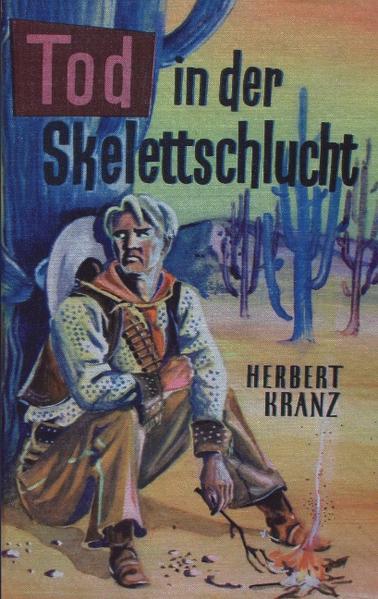 Tod in der Skelettschlucht als Buch (kartoniert)