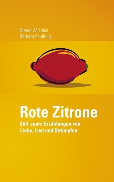 Rote Zitrone als Buch (kartoniert)