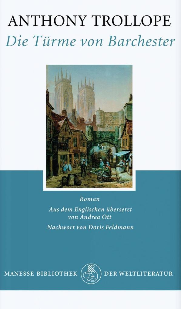Die Türme von Barchester als Buch (gebunden)