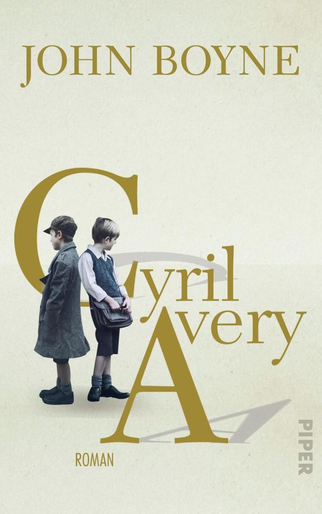 Cyril Avery als eBook epub