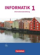 Informatik Band 1 - Natur und Technik: Informationsdarstellung - Gymnasium Bayern