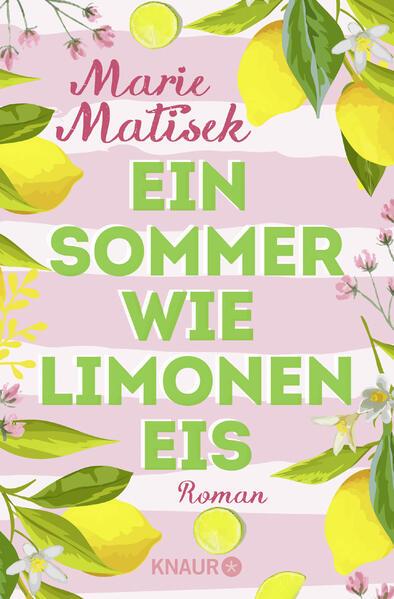 Ein Sommer wie Limoneneis als Taschenbuch