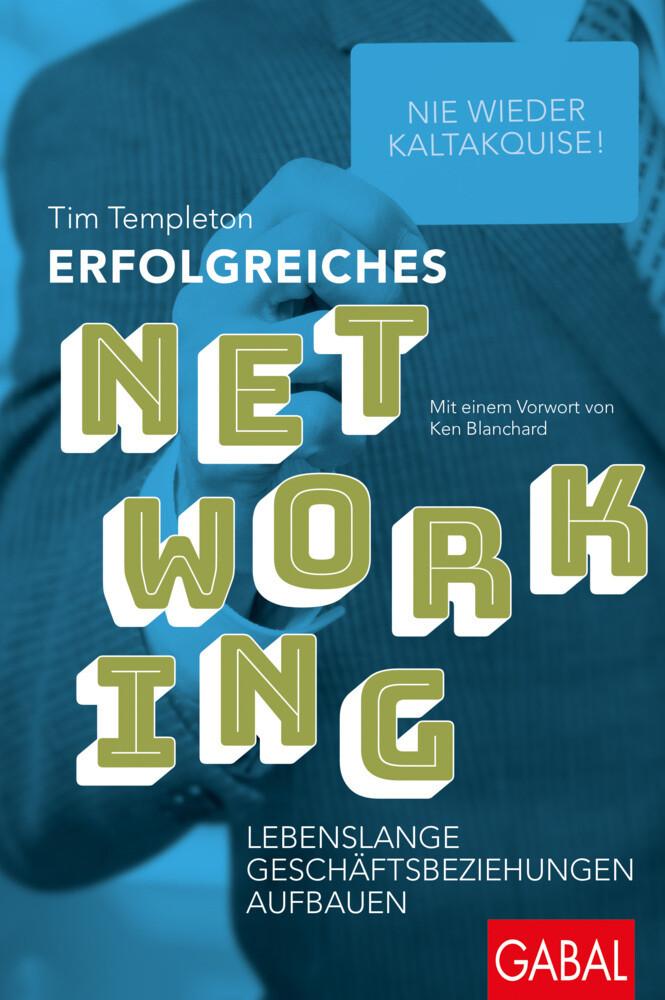 Erfolgreiches Networking als Buch (gebunden)
