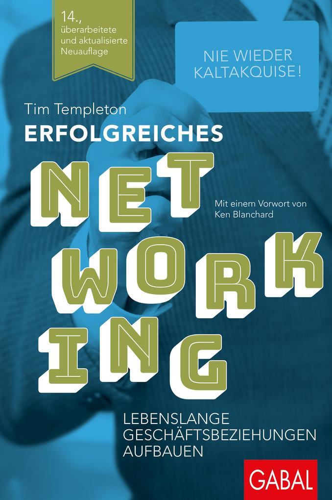 Erfolgreiches Networking als eBook epub