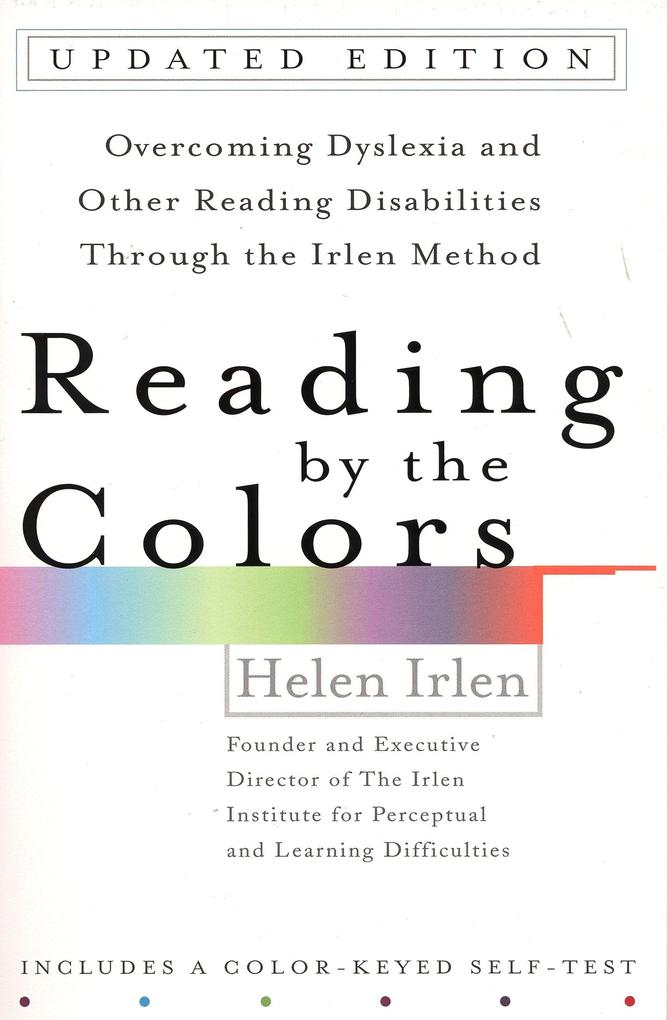 Reading by the Colors als Taschenbuch