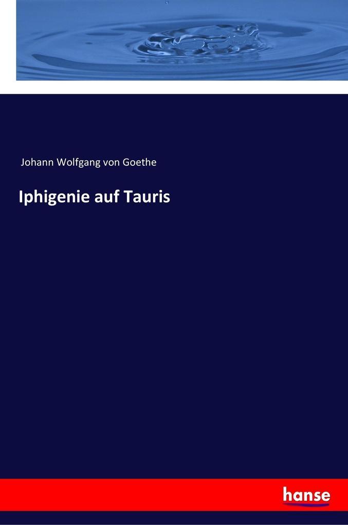 Iphigenie auf Tauris als Buch