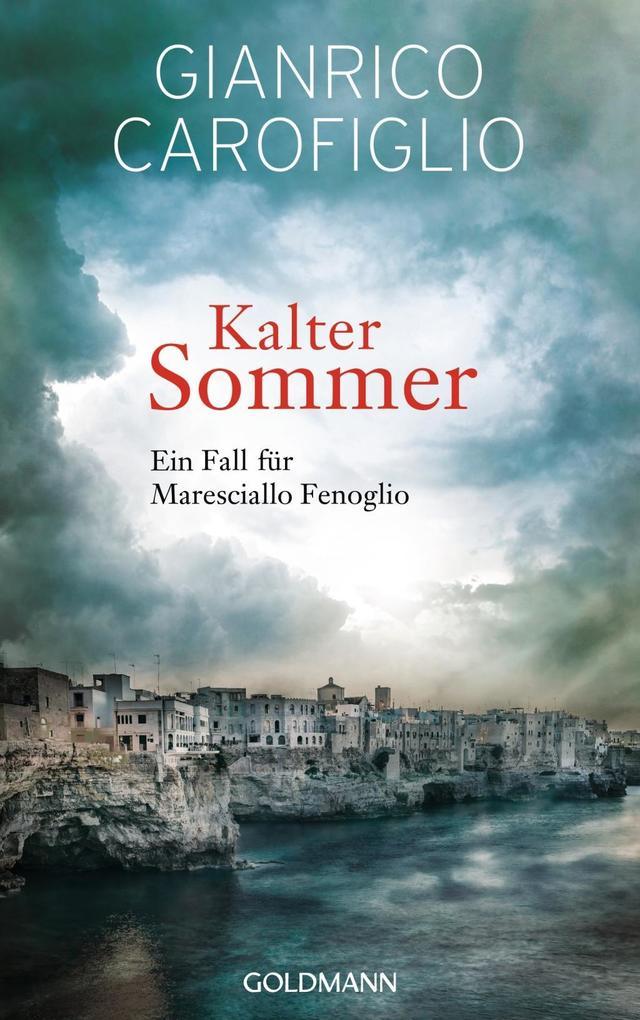 Kalter Sommer als Buch (gebunden)