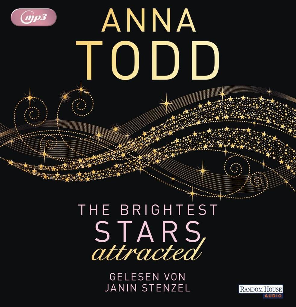 The Brightest Stars - attracted als Hörbuch CD