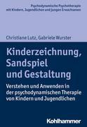 Kinderzeichnung, Sandspiel und Gestaltung