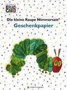 Die kleine Raupe Nimmersatt Geschenkpapier-Heft