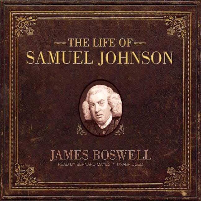 The Life of Samuel Johnson als Hörbuch CD