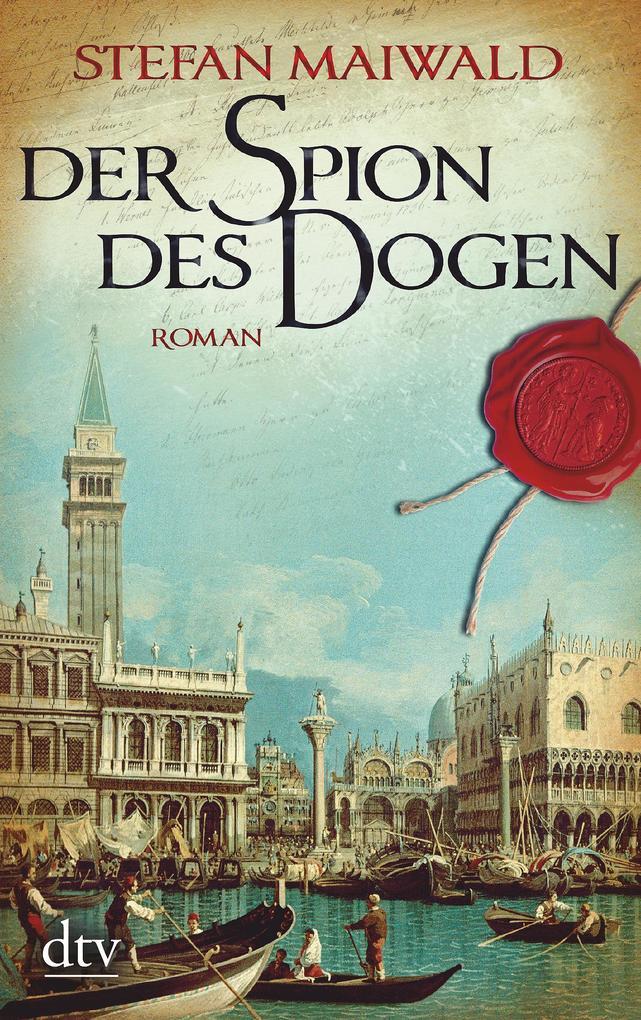 Der Spion des Dogen als Taschenbuch