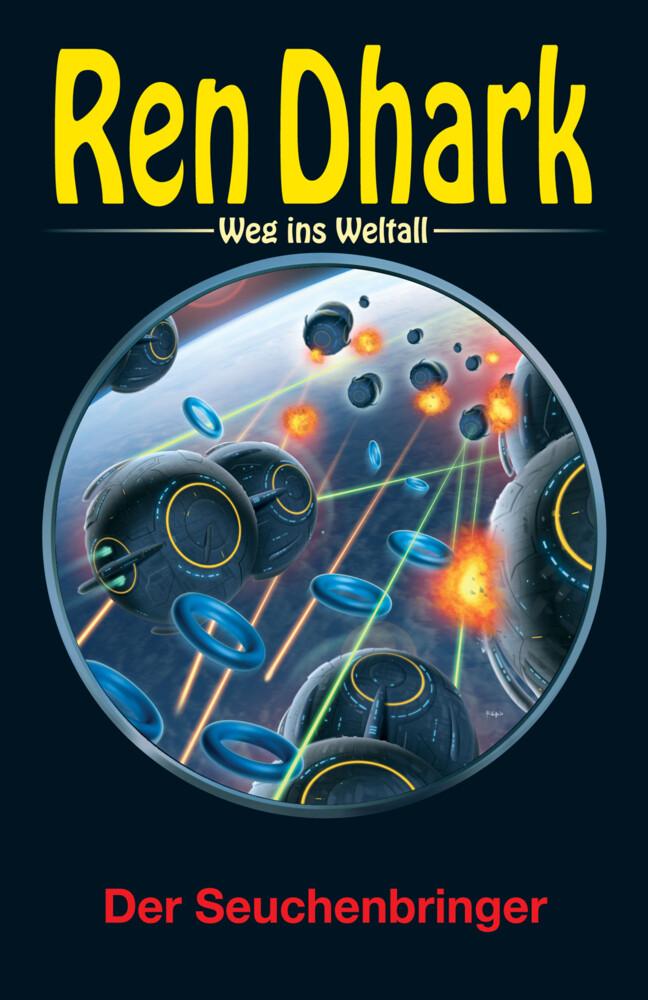 Ren Dhark - Weg ins Weltall 79: Der Seuchenbringer als Buch (gebunden)