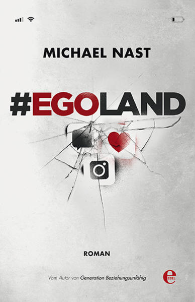 #EGOLAND als Buch (kartoniert)