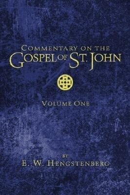 Commentary on the Gospel of St. John als Taschenbuch