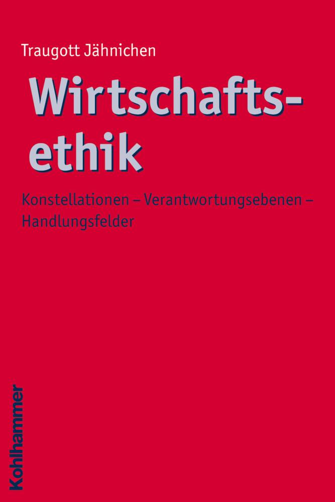Wirtschaftsethik als Buch (kartoniert)