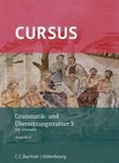 Cursus A neu 3 Grammatik- und Übersetzungstrainer
