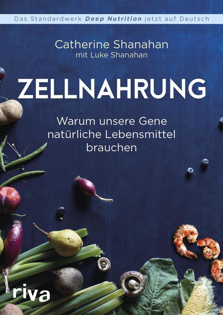 Zellnahrung als Buch (kartoniert)