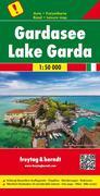 Gardasee, Autokarte 1:50.000