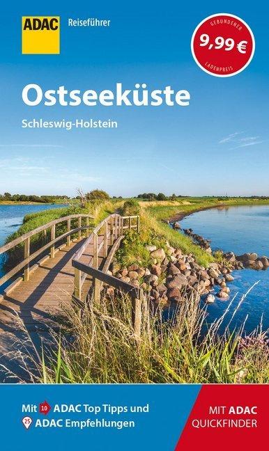 ADAC Reiseführer Ostseeküste Schleswig-Holstein als Buch