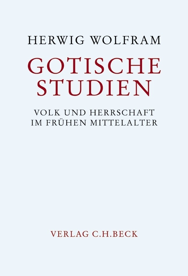 Gotische Studien als Buch (kartoniert)
