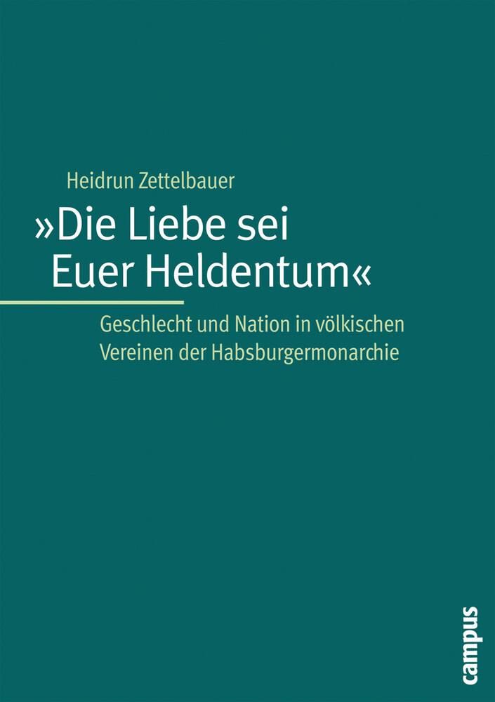 """""""Die Liebe sei Euer Heldentum"""" als Buch (kartoniert)"""