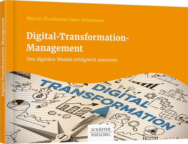 Digital-Transformation-Management als Buch (kartoniert)