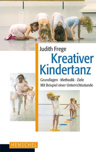 Kreativer Kindertanz als Buch (kartoniert)